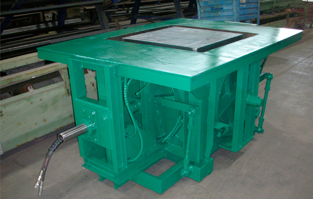 Moulds for concrete wells - C R Stampi Srl